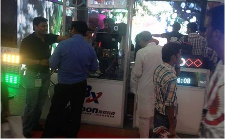 2015 LED EXPO in New Delhi