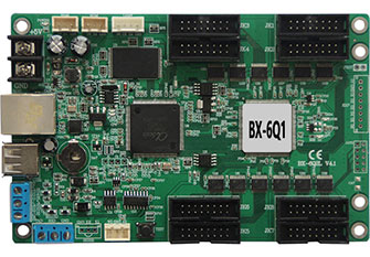 BX-6Q1 lintel full color controller